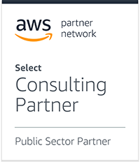 AWS PublicSectorPartner Badge